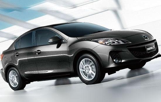 2013 Mazda 3 4D 2.0 尊貴型
