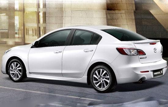 2013 Mazda 3 4D 1.6 尊貴型
