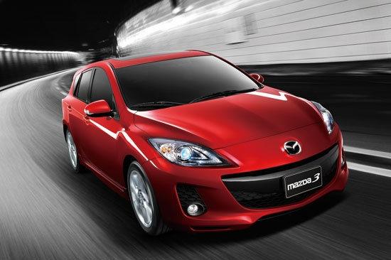 2013 Mazda 3 5D 1.6尊貴型