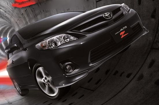 2013 Toyota Corolla Altis 1.8 Z
