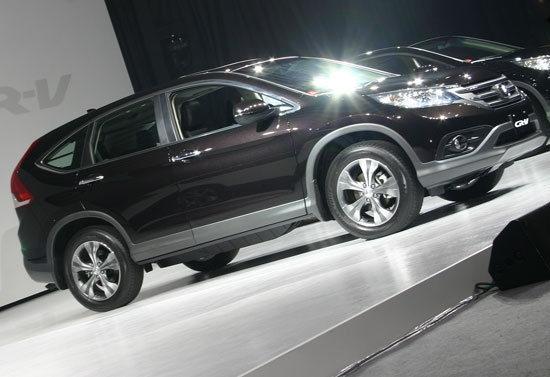 2013 Honda CR-V 2.4 VTi