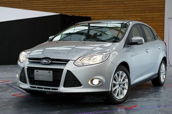 2013 Ford Focus 4D 2.0柴油時尚經典型