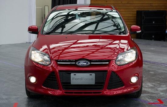 2013 Ford Focus 5D 1.6汽油時尚型