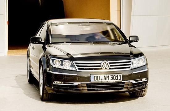 2013 Volkswagen Phaeton