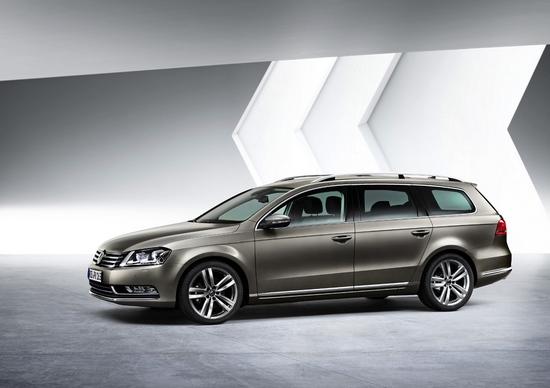 2013 Volkswagen Passat Variant