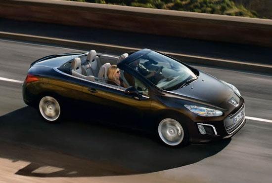 2013 Peugeot 308 CC