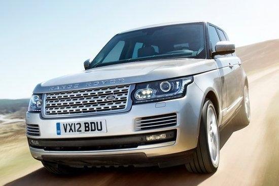 2013 Land Rover Range Rover 3.0 V6 SC HSE