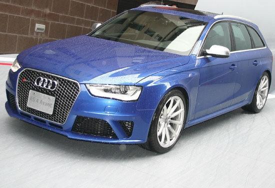 2013 Audi A4 Avant RS4