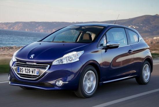 2013 Peugeot 208 1.6 VTi MT
