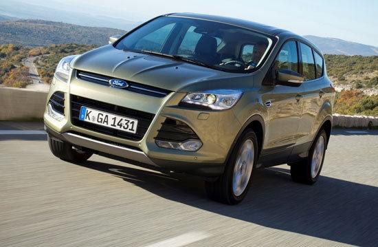 2013 Ford Kuga 2.0運動型
