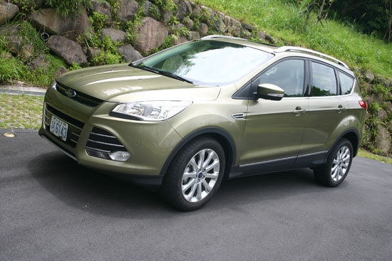 2013 Ford Kuga 1.6時尚經典型