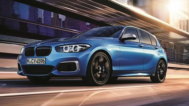 2018 BMW 1-Series