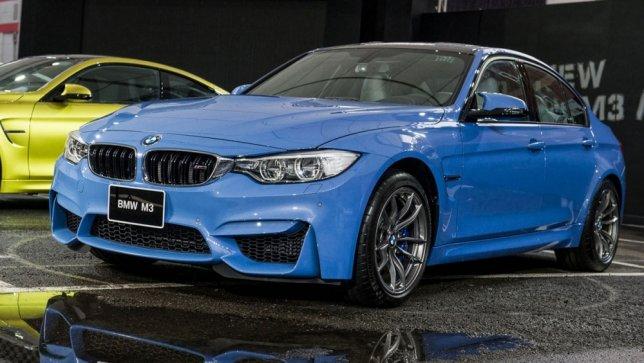 2015 BMW 3-Series Sedan M3
