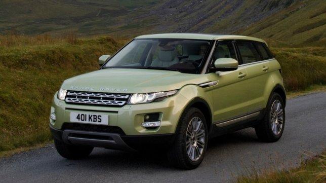 2016 Land Rover Range Rover Evoque 5D Si4 HSE