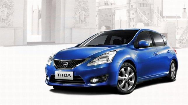 2016 Nissan Tiida 5D 豪華版