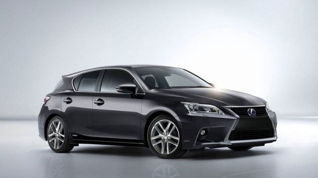 2015 Lexus CT 200h豪華版