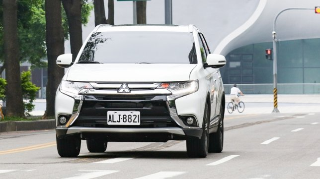 2018 Mitsubishi Outlander 典藏型