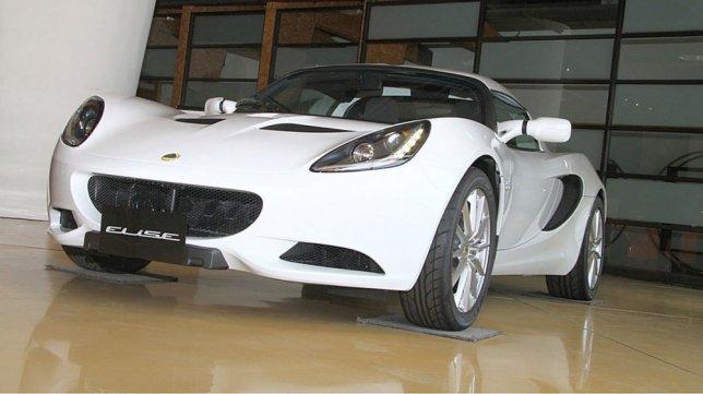 2014 Lotus Elise 1.6