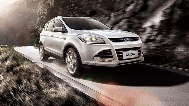 2016 Ford Kuga 2.0柴油時尚經典型
