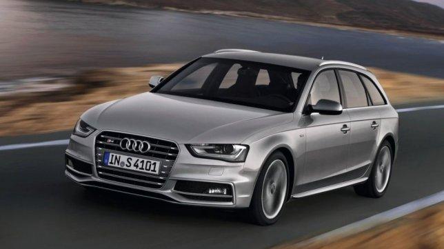 2015 Audi A4 Avant S4