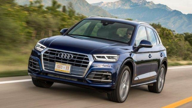 2019 Audi Q5 45 TFSI quattro  Premium Plus