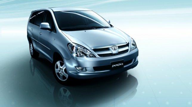 2015 Toyota Innova 2.0 G-Hi