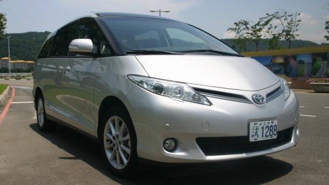2018 Toyota Previa 2.4 Welcab