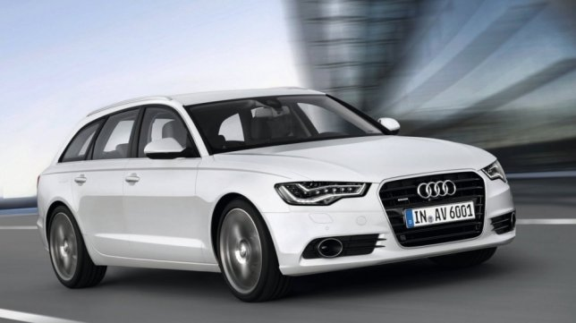 2015 Audi A6 Avant 35 TFSI