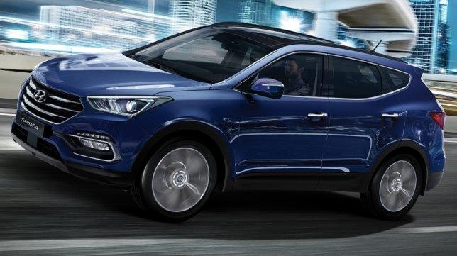 2017 Hyundai Santa Fe(NEW) 2.2豪華款