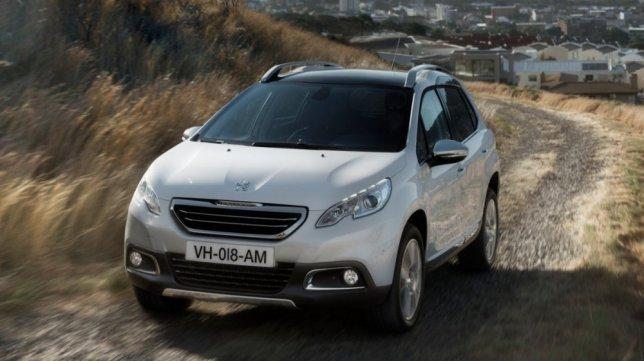 2016 Peugeot 2008 1.6 VTi Active