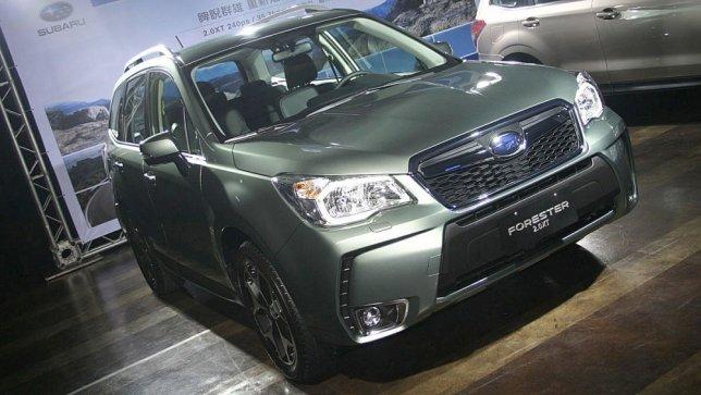 2016 Subaru Forester 2.0 XT