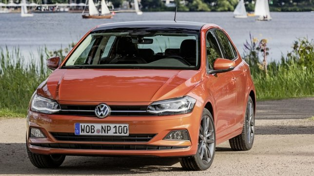 2018 Volkswagen Polo 230 TSI Trendline