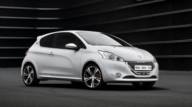 2014 Peugeot 208