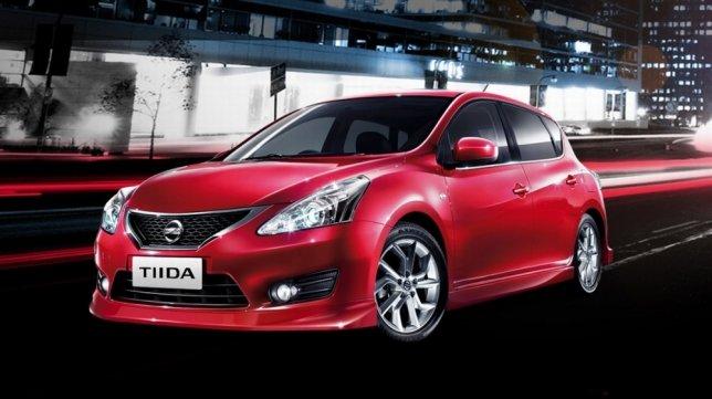 2016 Nissan Tiida 5D Turbo豪華版