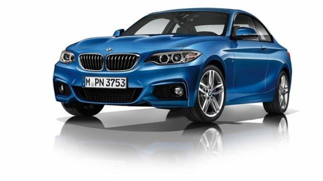 2017 BMW 2-Series 220i M Sport手排版