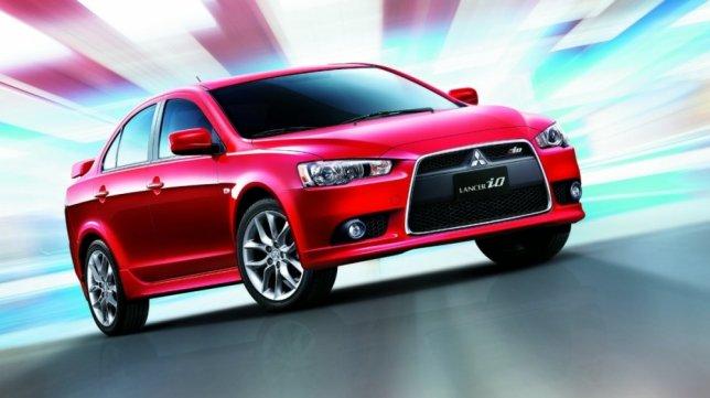 2014 Mitsubishi Lancer iO 2.0