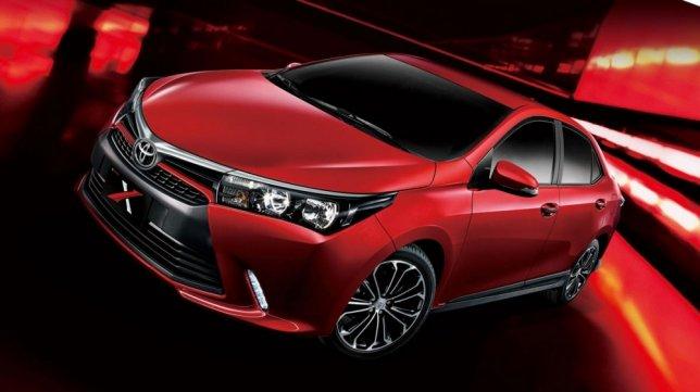 2015 Toyota X