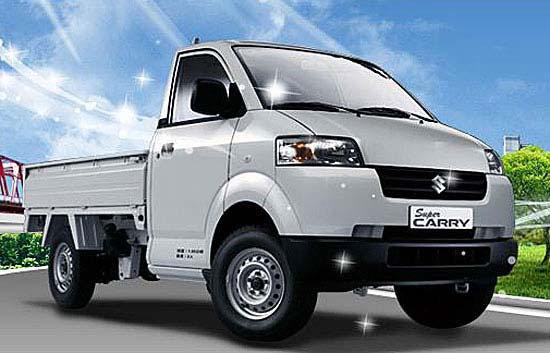 2012 Suzuki Super Carry 1.6