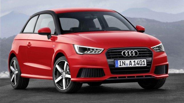 2015 Audi A1(NEW)