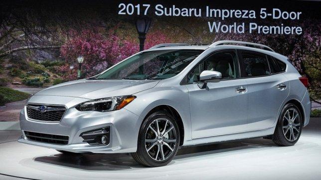 2018 Subaru Impreza 5D 1.6i