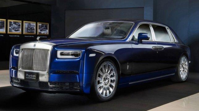 2018 Rolls-Royce Phantom 6.75 V12 EWB尊榮版