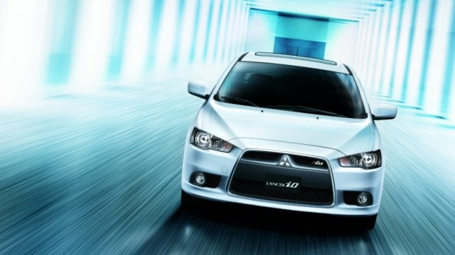 2014 Mitsubishi Lancer iO 1.8悍動型