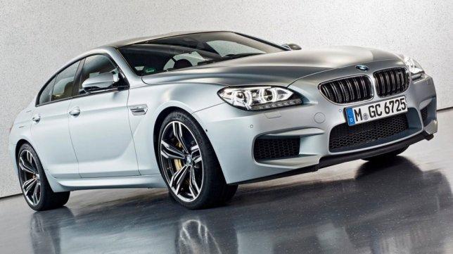 2015 BMW 6-Series Gran Coupe M6