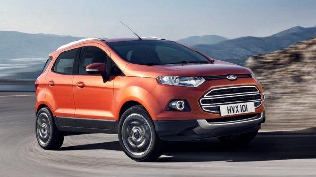 2017 Ford EcoSport 1.5都會尊貴型