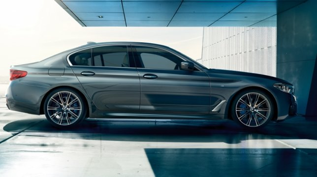 2018 BMW 5-Series Sedan 520i