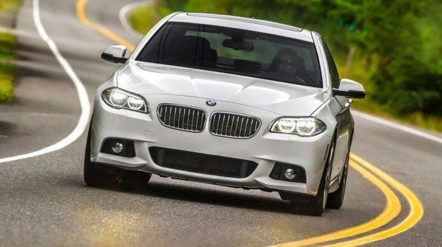 2016 BMW 5-Series Sedan 528i