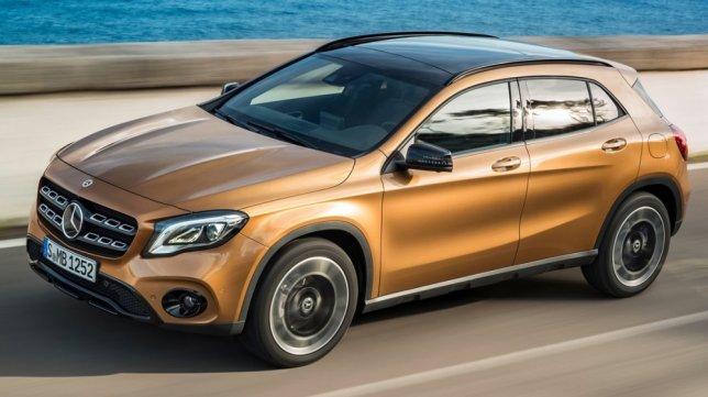 2017 M-Benz GLA-Class(NEW) GLA200d