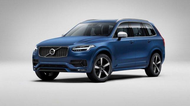 2018 Volvo XC90 T8 R-Design七人座