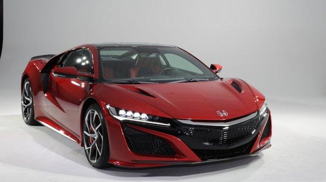 2017 Honda NSX Hybrid