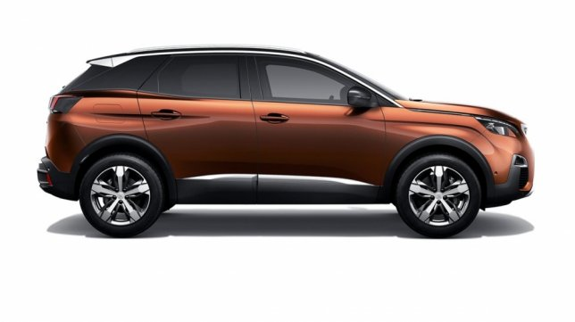 2018 Peugeot 3008 1.6 BlueHDi MT6 Active